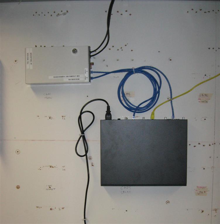 msln support equipment photos cisco 1841 and smartjack setup